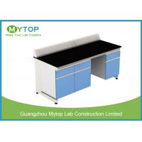 Wholesale University Laboratory Furniture With Black Granite Worktop Adjustable Height from china suppliers