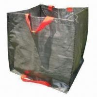 China PP Bag/Heavy-duty Bag with Cord/Plastic Stopper, Suitable for All Garden Cuttings and Waste on sale