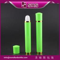 Wholesale made in china 10ml Vibrating roll on bottle plastic roll on bottle from china suppliers