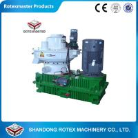 Wholesale Durable Wood Pellet Manufacturing Equipment , Wood Pellet Extruder Big Capacity from china suppliers