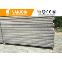Wholesale New Lightweight ECO Building EPS Cement Sandwich Wall Panel from china suppliers