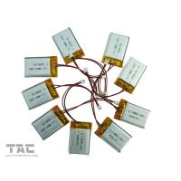 Wholesale Lipo  LP063465 3.7V 1300mAh Polymer Lithium Ion Battery For PDA from china suppliers
