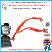 Wholesale 2015 Newest Pvc Vertical Injection Molding Machine Flip Flop Strap Mold from china suppliers