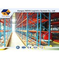 Wholesale Selective Narrow Aisle Pallet Racking Retail Store from china suppliers