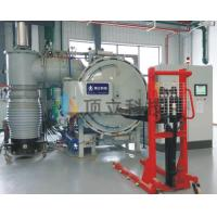 Wholesale Steel Cooling Hardening High Vacuum Furnace for Quenching Tempering Annealing and Aging Treatment from china suppliers