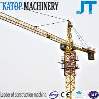 Quality 10t loading capacity QTZ200(7020) tower crane for building for sale