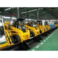 1 ton articulated mini wheel loader with cab