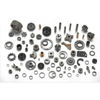Wholesale Impregnated Sintered Metal Bearings With Liquid Or Solid Lubricant / Self Aligning Bushing from china suppliers