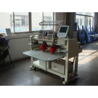 China New Type Two Heads Cap Embroidery Machine For Sale on sale