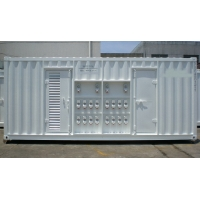 Buy cheap 460V Reefer Container 500kw 1250kva Cummins Diesel Generator from wholesalers