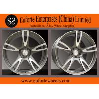 Buy cheap SS wheels - Auid 18 Inch Gun Metal Forged Specialties Wheels Forged Wheels SAE TUV from wholesalers