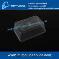 Wholesale precision disposable lunch containers mould, 750ml rectangular take away lunch boxes mould from china suppliers