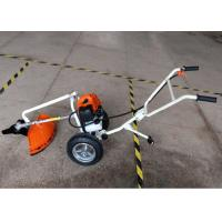 Buy cheap Agriculture Hand Held Brush Cutter , Straight Shaft Gasoline Brush Cutter from wholesalers