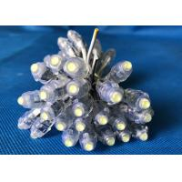 Wholesale White 5V  5mm Led Christmas Lights , High Brightness Rgb Led String Lights from china suppliers