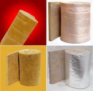 Rockwool Sound Insulation Refractory Blanket / Cloth Felt / Wire Netting Felt