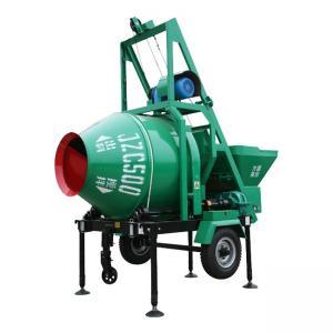 Hydraulic Concrete Mixer Concrete Mixing Machine Cement Mixing Equipment