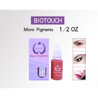 Wholesale Biotouch  Tattoo ink high quality pigment  face piment body ink colorful from china suppliers
