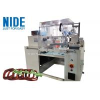 China Generator Motor Coil Winder Machine / Air Coil Winding Machine With Middle Size for sale