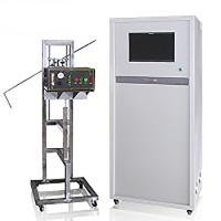 Wholesale Software Furniture Flammability Test Apparatus  ,  PLC Automatic Anti Ignition Testing Machine from china suppliers