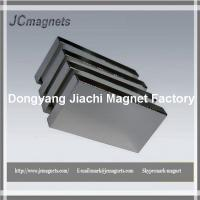 F50X15X10 N42 Manufacture NdFeB Block Magnet for sale