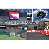 Wholesale Led electronic football scoreboards /Sport Perimeter Stadium LED display P5 P6 P8 P10 P12 from china suppliers