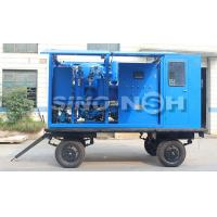 NSH VFD Series Transformer Oil Filtration Machine 500MVA Substation Electrical Control System for sale