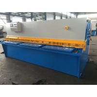 Buy cheap Reliable performance Hydraulic Shearing Machine for cut steel plate 8 × 5000 from wholesalers