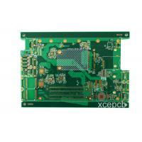 HDI Multilayer 10 Layer PCB High Density Circuit Board With Blind / Burried Vias