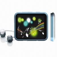 Wholesale MP3 player with 1.5-inch TFT touch screen from china suppliers