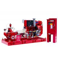 Wholesale High Performance Split Case Fire Pump , Fire Fighting Water Pump 180kw Shaft Power from china suppliers