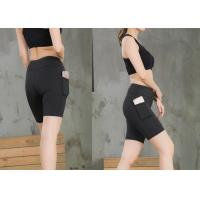 Wholesale Breathable Featuring Womens Athletic Shorts 85% Polyester And 15% Spandex Material from china suppliers