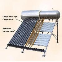 Pressurized Solar Water Heater 6kg Pressure Colad Weather Romania Russia Europe for sale
