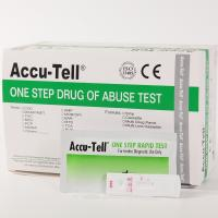 Wholesale Accu-Tell® Single Drug-of-Abuse Rapid Test Cassette/Strip (Urine) from china suppliers
