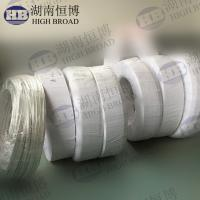 Best Extruded magnesium ribbon anode for protect high resistivity electrolyte tanks wholesale