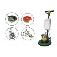 China Wood / Tile / marble / Cement floor buffing machine , CE 110v floor scrubber on sale