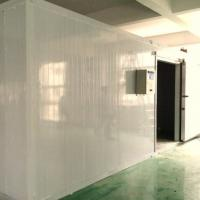 Durable Cold Room Freezer With Automatic Sliding Door Low Noise for sale