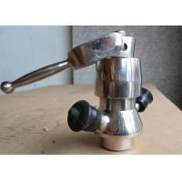 Buy cheap Unique Pneumatic Stainless Steel Sanitary Valves For Aseptic Sampling System from wholesalers