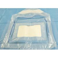 Craniotomy Sterile Surgical Drapes , Fenestrated Drapes Disposable Neuro Surgery for sale
