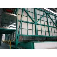Wholesale ISO9001 Hot Dip Galvanizing Equipment With Flue Gas Waste Heat Utilization System from china suppliers