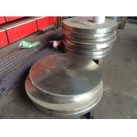 304L 316L Stainless Steel Forged Disk High Precision , ABS / DNV / GL / LR Approvals