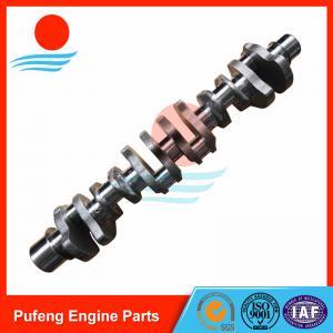 Wholesale KATO excavator HD1023 engine crankshaft 6D16 ME072197 23100-93072 from china suppliers