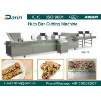 Wholesale Automatic  PLC Control Cereal Bar Making Machine / Peanut Bar Making Machine from china suppliers
