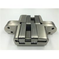 Wholesale Flush Installation Heavy Duty Hidden Door Hinges , Concealed Gate Hinges 180° from china suppliers