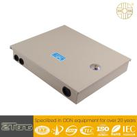 Wholesale High Mechanical Strength Optical Fiber Distribution Box Long Service Life from china suppliers
