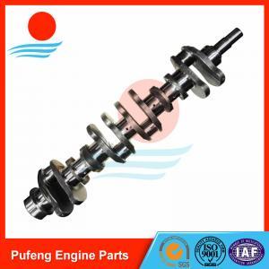 Wholesale diesel engine crankshaft wholesale 6D105 Crankshaft 6136-31-1110 for KOMATSU excavator PC150-1 PC200 from china suppliers