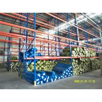 China Cold Rolling Steel Industrial Pallet Racking Systems For Materials Handling on sale