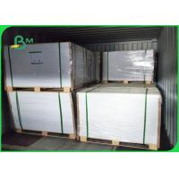 China 53gsm Woodfree Paper Grade A Long Grane 70 * 100cm High Brightness Reams for sale