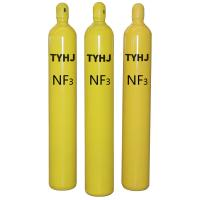 China High Purity Nf3 Gas Electric Gas For Cleaning Machine , Colorless Appearance for sale