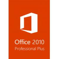 Wholesale International Microsoft Office 2010 Pro Plus 500 MHz Processor Required 1 User from china suppliers