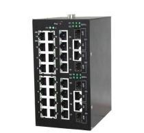 DIN Rail Gigabit Unmanaged Ethernet Switches